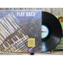 Play Bach V4 Jacques Loussier Jazz Musica Classica Lp London