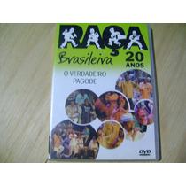Dvd Raça Brasileira 20 Anos O Verdadeiro Pagode