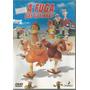 A Fuga Das Galinhas - Dvd - Veja O Video.