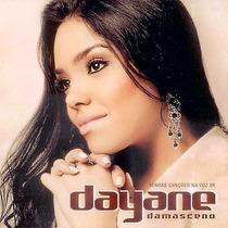 Playback Minhas Canções Na Voz De Dayane Damasceno