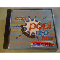 Erasure Pop! The First 20 Hits (cd Lacrado Fabrica) Made Usa