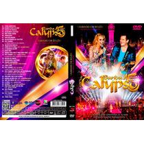 Dvd Banda Calypso 15 Anos Ao Vivo Novo Original Nfe