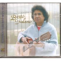 Cd - Bartô Galeno - Simplesmente - Novo, Lacrado