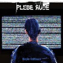 Cd Plebe Rude - Nacao Daltonica