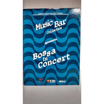 Box Set Cd / Dvd Bossa In Concert Music Bar