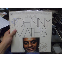 Lp Nacional - Johnny Mathis - Especial 14 Sucessos