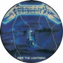 Metallica - Picture Disc - Ride The Lightning - Rare..!