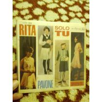 Rita Pavone - Solo Tu - Rca Victor 1966 Duplo - Excelente!