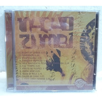 Nação Zumbi Trama 2002 Cd Original Estado Impec