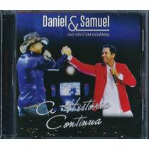 Cd Daniel E Samuel - A História Continua - Ao Vivo Goiânia