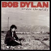 Cd - Bob Dylan - Under The Red Sky - Importado