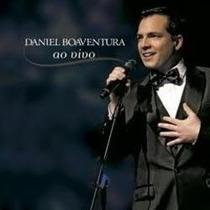 Daniel Boaventura Ao Vivo Cd Duplo Digipack Lacrado Sony
