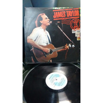 Disco Vinil James Taylor Live In Rio