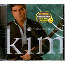 Cd Kim Meu Destino É Você - Vocal Banda Catedral - Raro