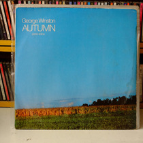 George Winston - Autumn Piano Solos Lp Vinil