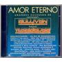 Cd Michael Sullivan & Paulo Massadas - Amor Eterno - 1988