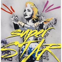 Madonna Super Star Single Cd Lacrado