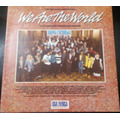 Lp- Usa For Africa - We Are The World - Michael Jackson
