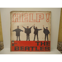 Lp Beatles - Help - Capa Sanduiche - 1965 - Mono
