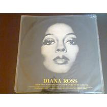 Lp Diana Ross - Theme From Mahogany.