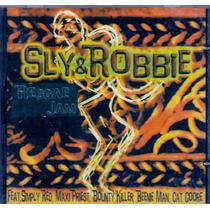 Cd Sly And Robbie - Reggae Jam - Novo***