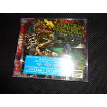 Cd Avenged Sevenfold - Live In The Lbc Duplo -cd+dvd