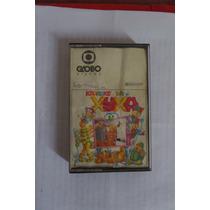 Fita K7 Xuxa -karaokê Original Rarissima Antiga 1987