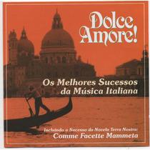 Cd Dolce Amore! - Rita Pavone - Nico Fidenco - Toquinho