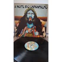 Lp Noite Do Espantalho 1974 Sergio Ricardo Alceu Valenca