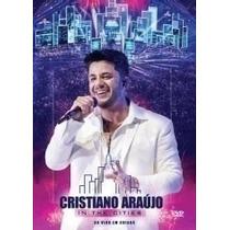 Dvd - Cristiano Araujo - Ao Vivo The Cities 2015