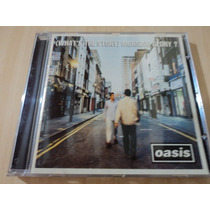 Cd Oasis - (whats The Story) Morning Glory ? (excelente ! )