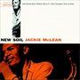 Cd Jackie Mclean - New Soil - Blue Note - Importado