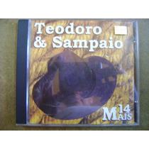 Cd Teodoro & Sampaio 14 Mais