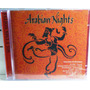 Dance Funk Eletronico Pop Cd Arabian Nights Lacrado Raridade