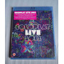 Blu-ray Coldplay Live 2012 Mylo Xyloto Tour - Lacrado