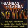 Cd Os Bambas Do Samba - Ao Vivo (929662)