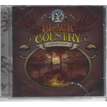 Black Country Communion - Deep Purple Cd Lacrado - Importado