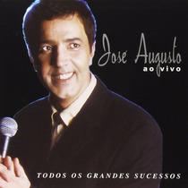Cd Jose Augusto - Ao Vivo Todos Os Grandes Sucessos (911490)