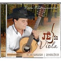 Cd De Viola Caipira Instrumental - Duplo