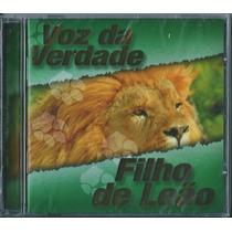 Cd Voz Da Verdade - Filho De Leão [original]