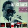 Box 5 Cds Miles Davis Original Album Classics (2007) Novo