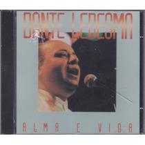 Dante Ledesma - Cd Alma E Vida - Lacrado De Fábrica
