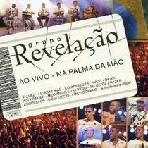 Cd Grupo Revelacao Ao Vivo Na Palma Da Mao