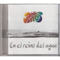 Cd Los Puntos - Em El Reino Del Agua ( Importado Da Espanha)