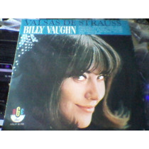 Billy Vaughn - Lp Valsas De Strauss