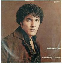 Wanderley Cardoso - Renascer Disco De Vinil Lp - 1970