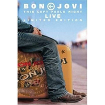 Dvd Original Bon Jovi This Left Feels Right