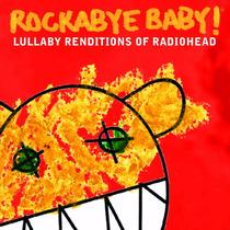 Cd Infantil Rockabye Baby - Radiohead Lacrado Original