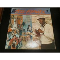 Lp Nat King Cole Español - Canta Boleros, Disco Vinil, 1972