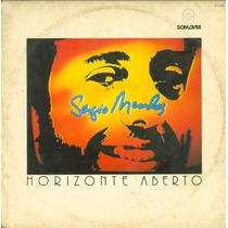 Lp Sergio Mendes - Horizonte Aberto - 1979 - Som Livre (com